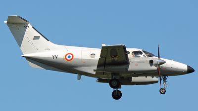 107 - Embraer EMB-121AA Xingú - France - Air Force