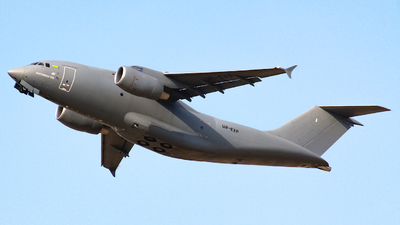 A picture of UREXP - Antonov An178 - Antonov Design Bureau - © Martin Bennewitz