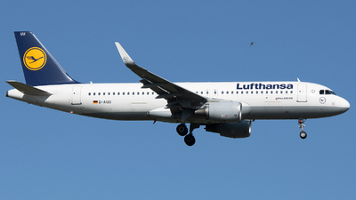 A picture of DAIUU - Airbus A320214 - Lufthansa - © Stefan Bayer