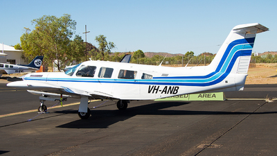VH-ANB - Piper PA-32RT-300T Turbo Lance II - Private