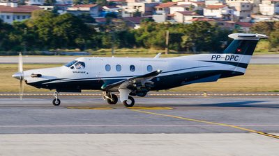 PP-DPC - Pilatus PC-12/47E - Private