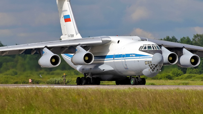 RA-76599 - Ilyushin IL-76MD - Russia - Air Force