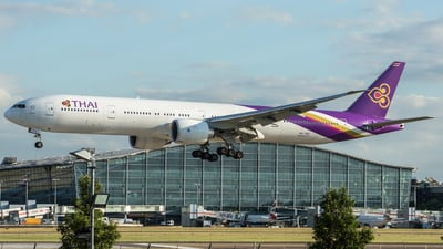 HS-TKV - Boeing 777-3D7(ER) - Thai Airways International