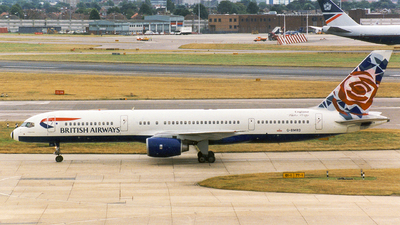 G-BMRD - Boeing 757-236 - British Airways