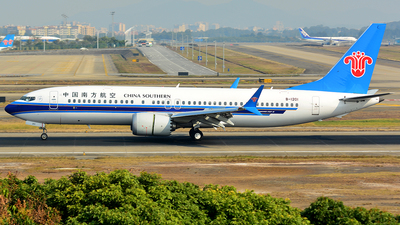 B-1201 - Boeing 737-8 MAX - China Southern Airlines