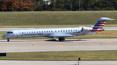N581NN - Bombardier CRJ-900LR - American Eagle (PSA Airlines)
