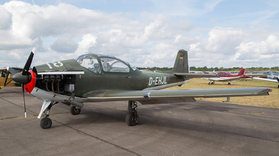 D-EHJL - Piaggio P-149D - Private