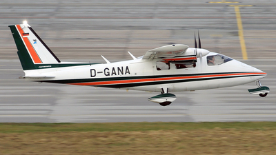 D-GANA - Partenavia P.68B Victor - Private