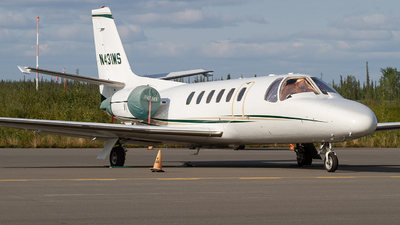 N431MS - Cessna S550 Citation SII - Private