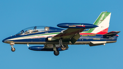 MM54534 - Aermacchi MB-339PAN - Italy - Air Force
