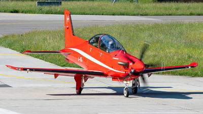 A-105 - Pilatus PC-21 - Switzerland - Air Force