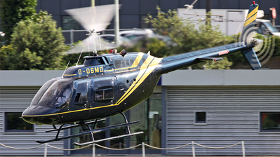 G-OSMD - Bell 206B JetRanger II - Stuart Aviation
