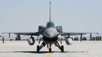 07-1029 - Lockheed Martin F-16DJ Fighting Falcon - Turkey - Air Force