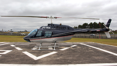 PT-YCA - Bell 206B JetRanger III - Private