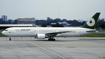 B-16602 - Boeing 767-3T7(ER) - Eva Air