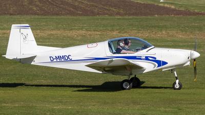 D-MMDC - Alpi Aviation Pioneer 200-STD - Private