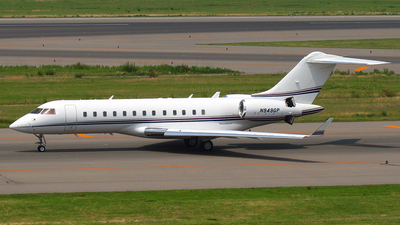 N949GP - Bombardier BD-700-1A10 Global Express - Private