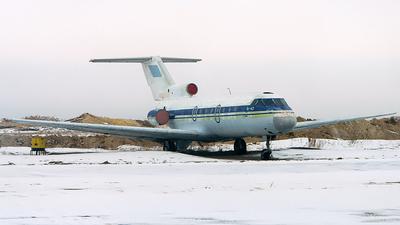 UN-87233 - Yakovlev Yak-40 - Air Kazakstan