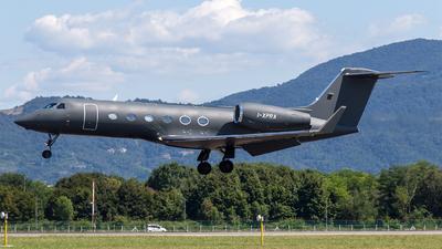 I-XPRA - Gulfstream G450 - Private