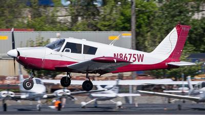 N8675W - Piper PA-28-235 Cherokee - Brflyers