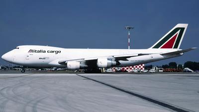N536MC - Boeing 747-228F(SCD) - Alitalia Cargo