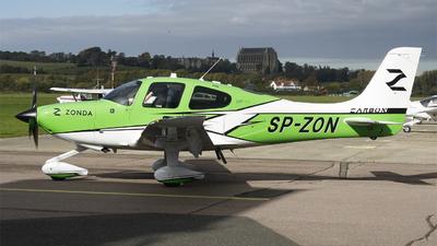 SP-ZON - Cirrus SR22T-GTS G6 Carbon - Private
