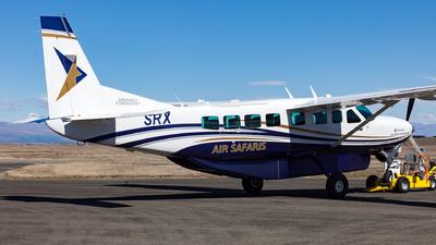 ZK-SRX - Cessna 208B Grand Caravan EX - Air Safaris
