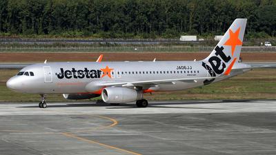 JA06JJ - Airbus A320-232 - Jetstar Japan Airlines