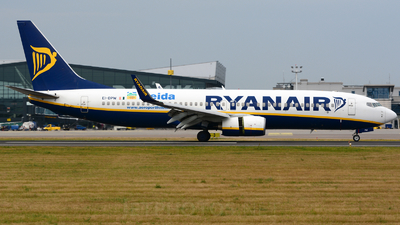 EI-DPW - Boeing 737-8AS - Ryanair