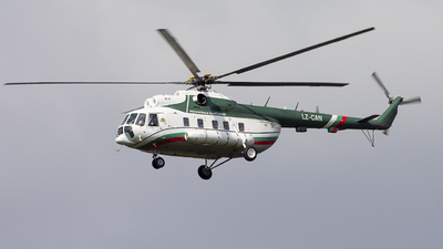 LZ-CAN - Mil Mi-8 Hip - Bulgaria - Government