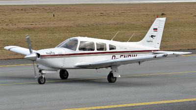 D-ENPW - Piper PA-28R-201T Turbo Arrow - Flugring Salzburg