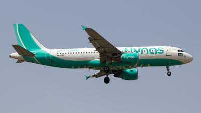 VP-CXC - Airbus A320-214 - Flynas