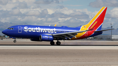N7847A - Boeing 737-752 - Southwest Airlines
