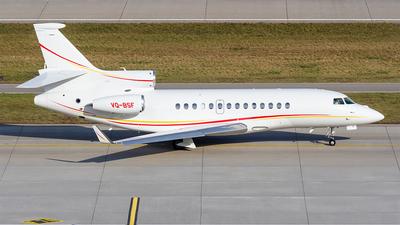 VQ-BSF - Dassault Falcon 7X - Private