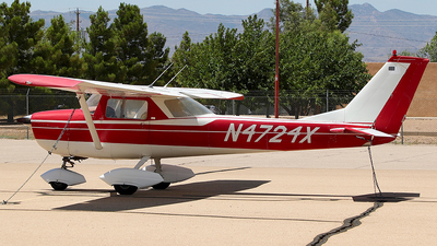 N4724X - Cessna 150G - Private