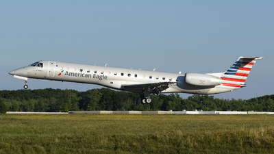 A picture of N621AE - Embraer ERJ145LR - American Airlines - © DJ Reed - OPShots Photo Team