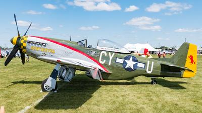 N5428V - North American P-51D Mustang - Commemorative Air Force
