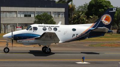 PT-OSO - Beechcraft C90 King Air - Brasil - Polícia Militar do Estado de Minas Gerais