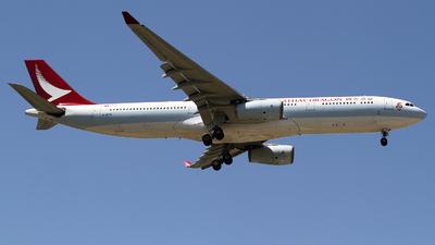 B-HYQ - Airbus A330-343 - Cathay Dragon