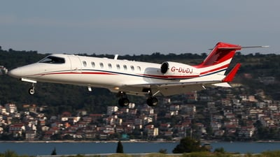 G-DDDJ - Bombardier Learjet 45 - Global Flight