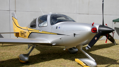 A picture of VHECT - Cirrus SR22 - [4436] - © Wal Nelowkin