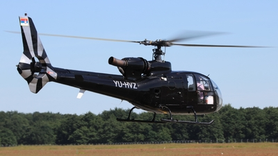 YU-HVZ - Aérospatiale SA 341G Gazelle  - Private
