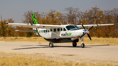A2-OKO - Cessna 208B Grand Caravan EX - Mack Air
