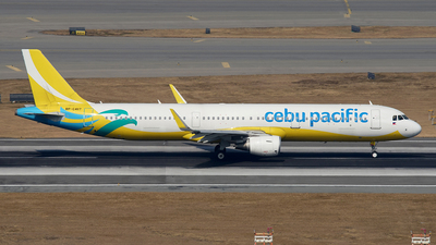 RP-C4117 - Airbus A321-211 - Cebu Pacific Air