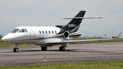 N785VC - Raytheon Hawker 850XP - Private
