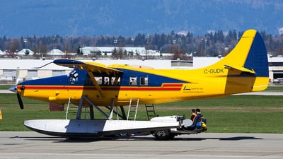 A picture of CGUDK - De Havilland Canada DHC3T - [349] - © bailebao