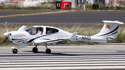 EC-MHQ - Diamond DA-40NG Diamond Star - Canavia