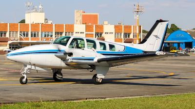 PP-CMS - Beechcraft 58 Baron - Private