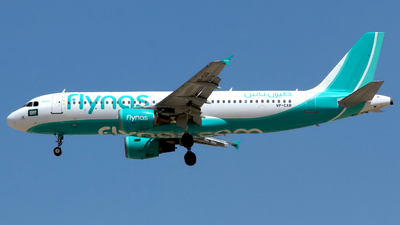 A picture of VPCXR - Airbus A320214 - Flynas - © M. Azizul Islam