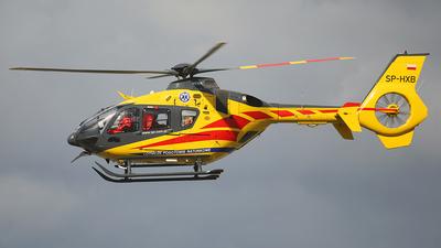 SP-HXB - Eurocopter EC 135P2 - Lotnicze Pogotowie Ratunkowe